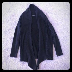 Zara Knit Dark Gray Sweater Sz S